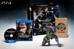 Metal Gear Solid 5 Ground Zeroes - Premium Package - 2