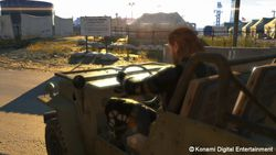 Metal Gear Solid 5 Ground Zeroes - PS4 - 13