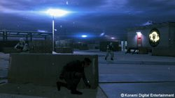 Metal Gear Solid 5 Ground Zeroes - PS4 - 1