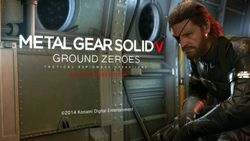 Metal Gear Solid 5 Ground Zeroes - PS4 - 3