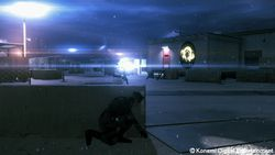 Metal Gear Solid 5 Ground Zeroes - PS4 - 4