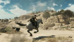 Metal Gear Solid 5 The Phantom Pain - 1