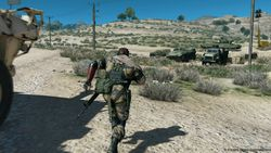 Metal Gear Solid 5 The Phantom Pain - 8