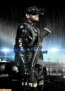 Metal Gear Solid : Ground Zeroes - 1