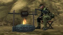 Metal Gear Solid : Peace Walker - 19