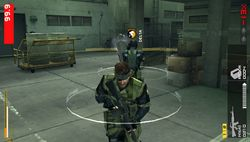 Metal Gear Solid : Peace Walker - 7
