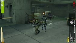 Metal Gear Solid : Peace Walker - 8