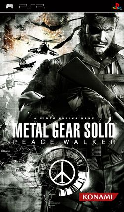 Metal Gear Solid : Peace Walker - pochette
