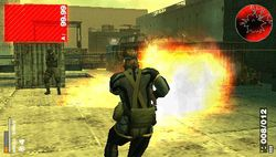 Metal Gear Solid Portable Ops +   Image 1
