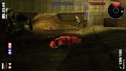 Metal Gear Solid Portable Ops +   Image 6