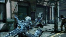 Metal Gear Solid Rising - 3