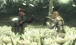 Metal Gear Solid Snake Eater 3D : The Naked Edition - 10