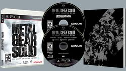 Metal Gear Solid The Legacy Collection - 1