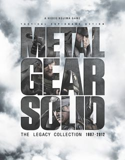 Metal Gear Solid : The Legacy Collection - pochette