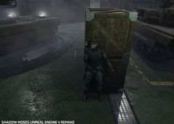 Metal Gear Solid Unreal Engine 4 - 4