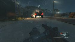 Metal Gear Solid V Ground Zeroes - mod FPS PC - 5