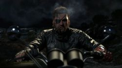 Metal Gear Solid V : The Phantom Pain - 12