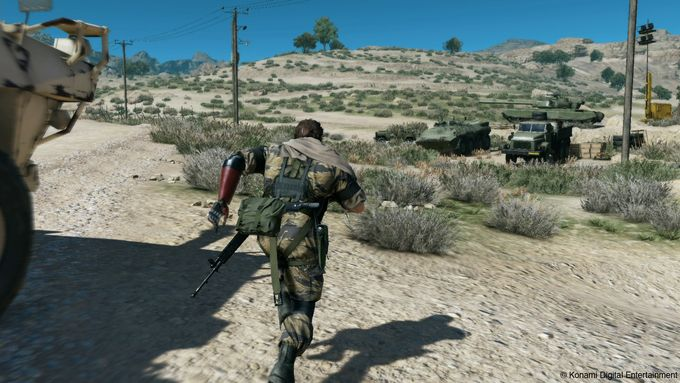 Metal Gear Solid V : The Phantom Pain - 1