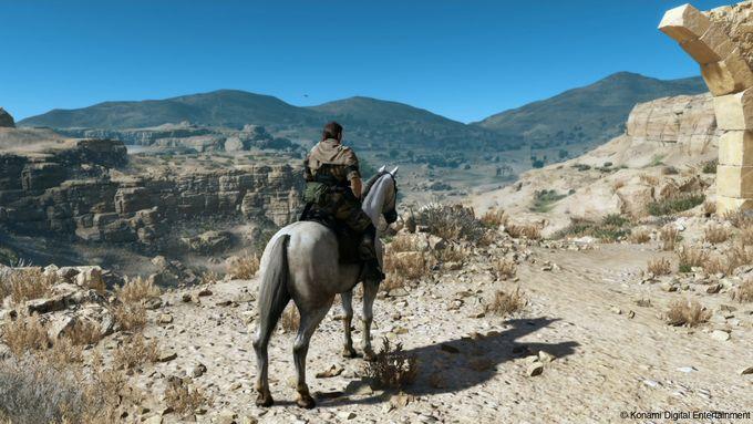Metal Gear Solid V : The Phantom Pain - 2