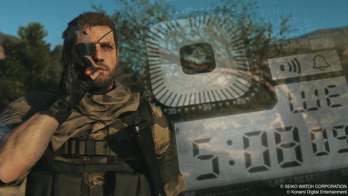 Metal Gear Solid V : The Phantom Pain - 3
