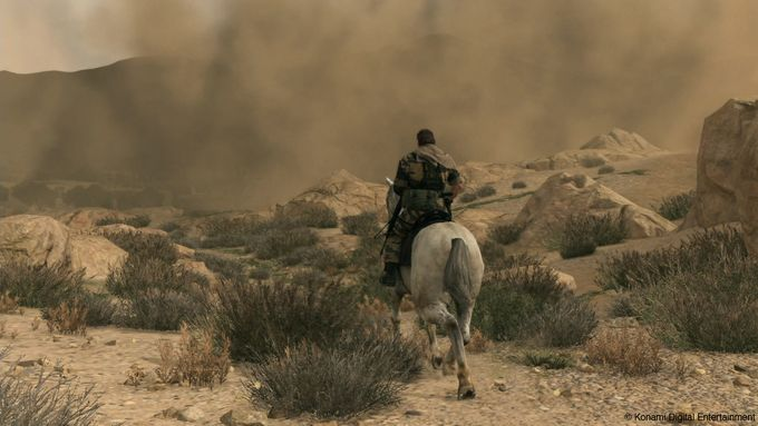 Metal Gear Solid V : The Phantom Pain - 5