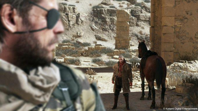 Metal Gear Solid V : The Phantom Pain - 18