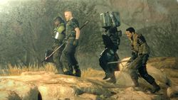 Metal Gear Survive - 2