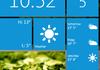 Metro Home : connaitre la météo avec précision