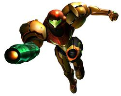 Metroid Prime   artwork