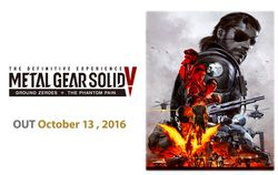 MGS 5 The Definitive Experience