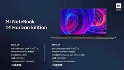 Mi NoteBook Horizon Edition Xiaomi
