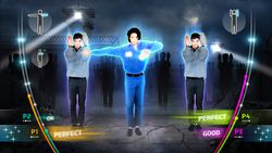 Mickael Jackson The Experience Wii (1)
