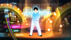 Mickael Jackson The Experience Wii