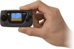 Micro Game Gear noire