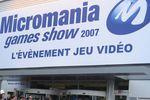Micromania Games Show 2007 - logo