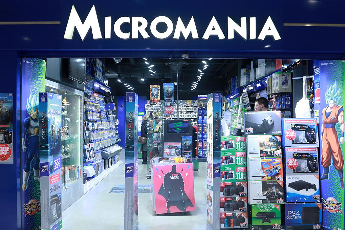 Micromania augmente ses prix de rachat d'anciennes consoles avant l'arrivée de la nouvelle génération