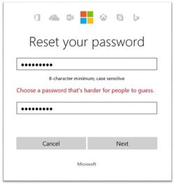 Microsoft-Account