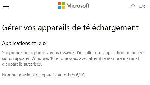 Microsoft-compte-store-gestion-appareils