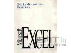 Microsoft excel manuel small