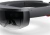 Microsoft HoloLens : le casque de réalité augmentée produit aux Etats-Unis