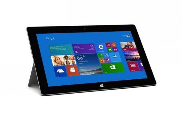 Microsoft Surface 2 logo