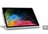 Microsoft dévoile le Surface Book 2