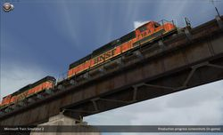 Microsoft Train Simulator 2   Image 1