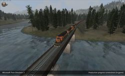 Microsoft Train Simulator 2   Image 2