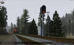 Microsoft Train Simulator 2   Image 3