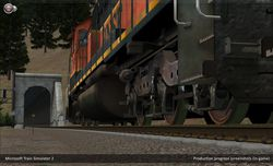 Microsoft Train Simulator 2   Image 4