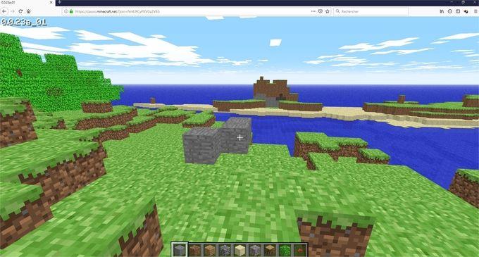 Minecraft 2009 1