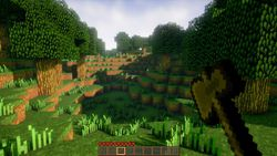 Minecraft Unreal Engine 4 - 1