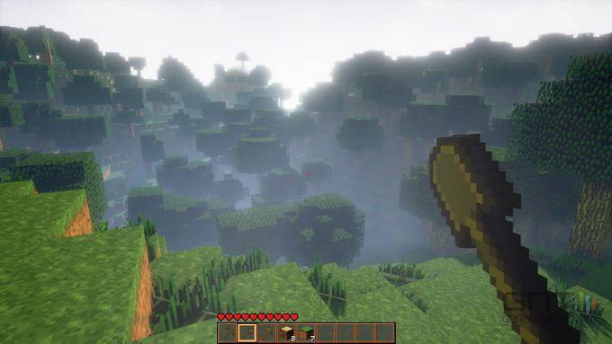 Minecraft Unreal Engine 4 - 2