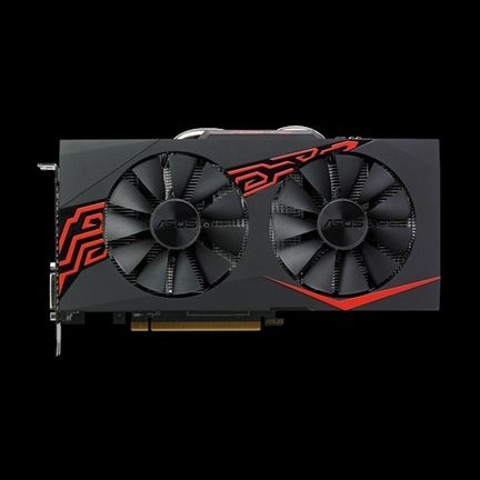 Mining RX470 Asus